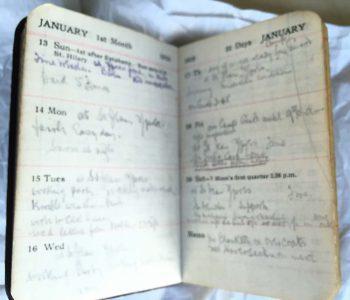 The Pocket Diary of Private 48449 Thomas Birkett Yarker